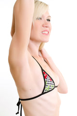 Micro Bikini Top - Assorted Colors & Prints
