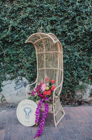 Bamboo Arch Chair