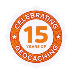 15 ans de Geocaching
