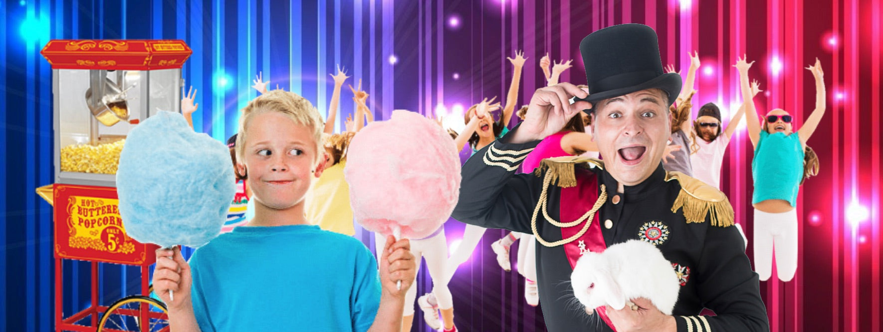 Kids Show Magician Adelaide