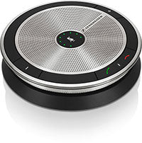 The Sennheiser / EPOS SP20, one of the best portable speakerphones for iphone and all other mobile phones with bluetooth