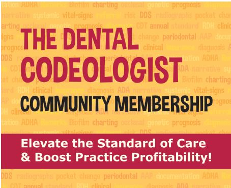 A Dental Codeologist Grass-Roots Movement