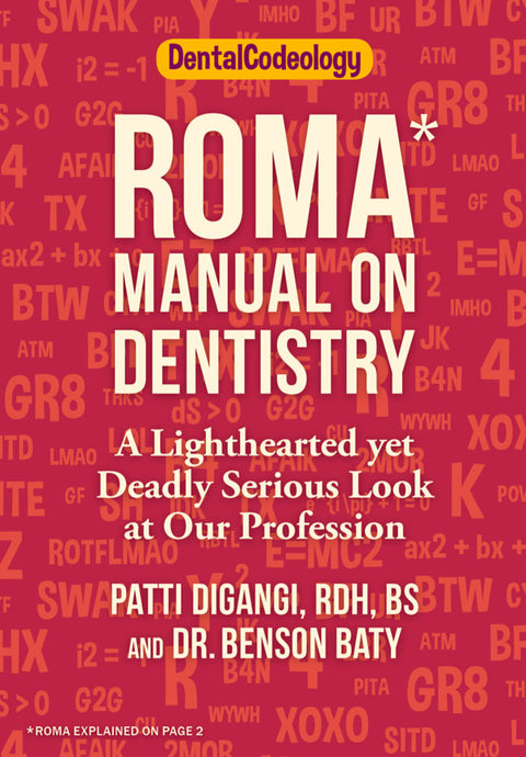 ROMA Manual on Dentistry Manual of Dentistry Print book