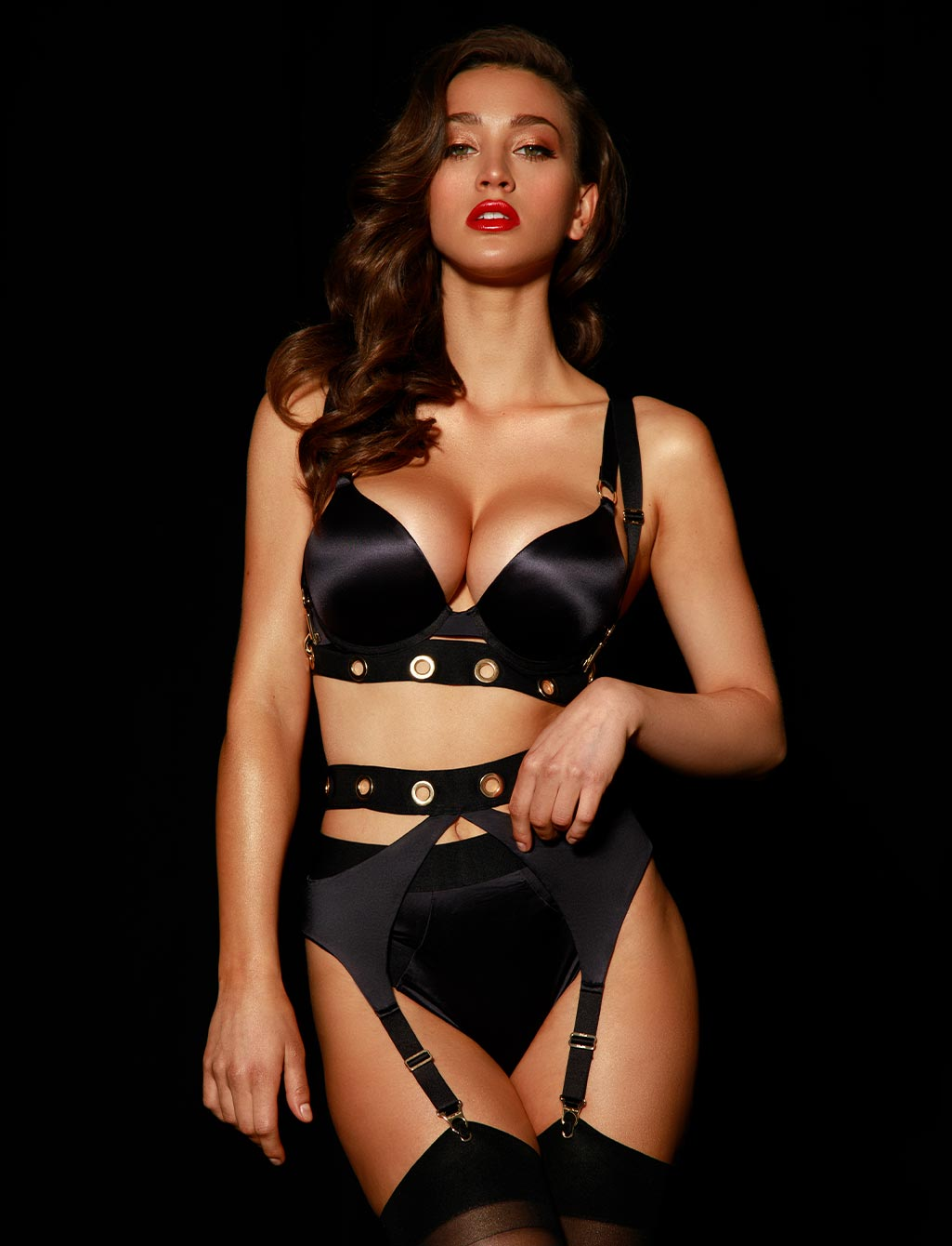 Ava Lingerie Set | Shop  Lingerie Honey Birdette