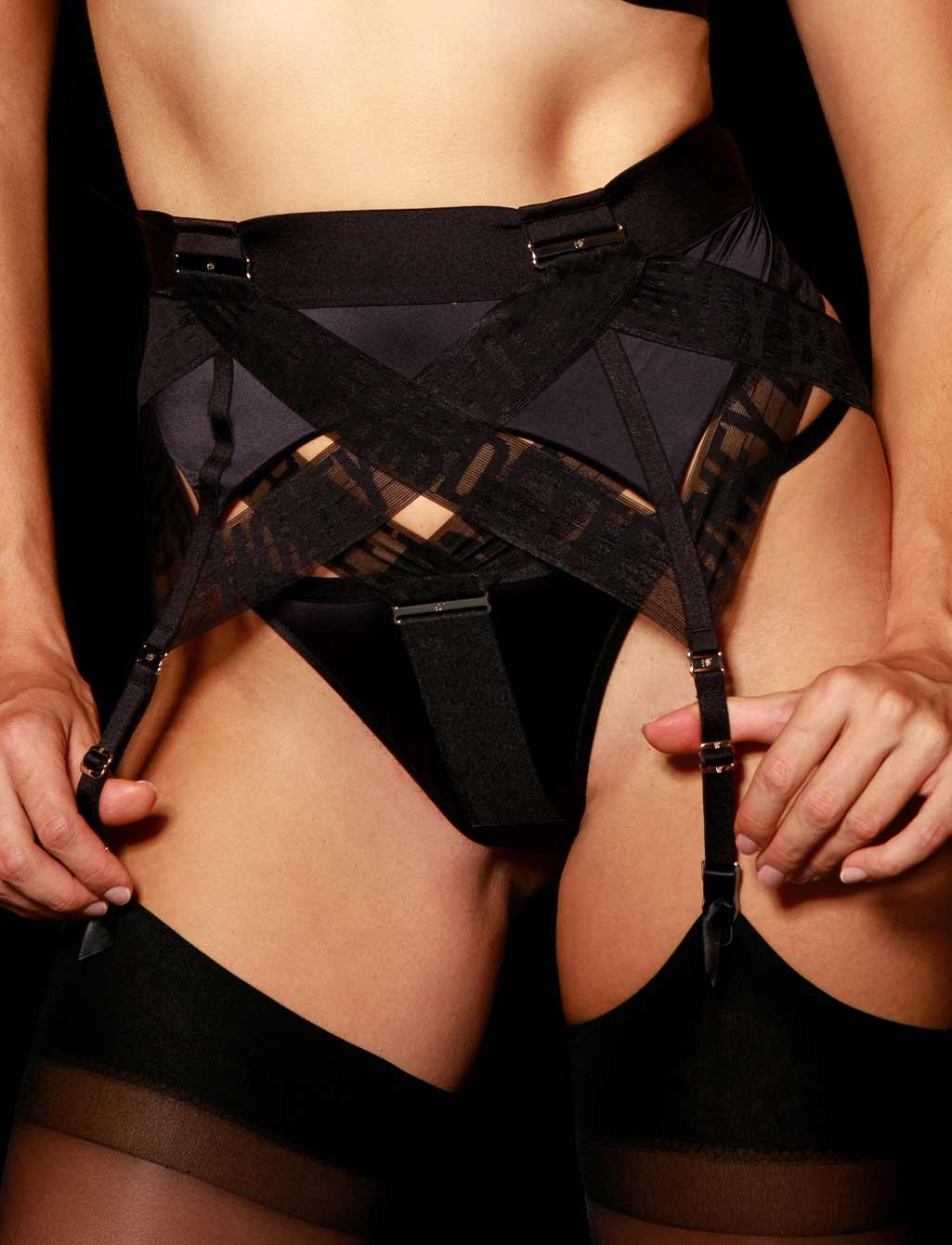 Blake Suspender Set