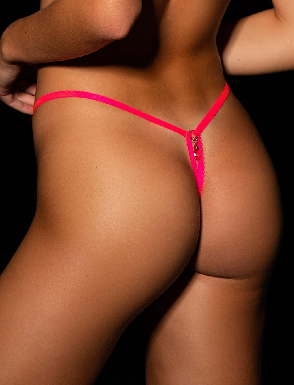 Candy Rainbow Thong