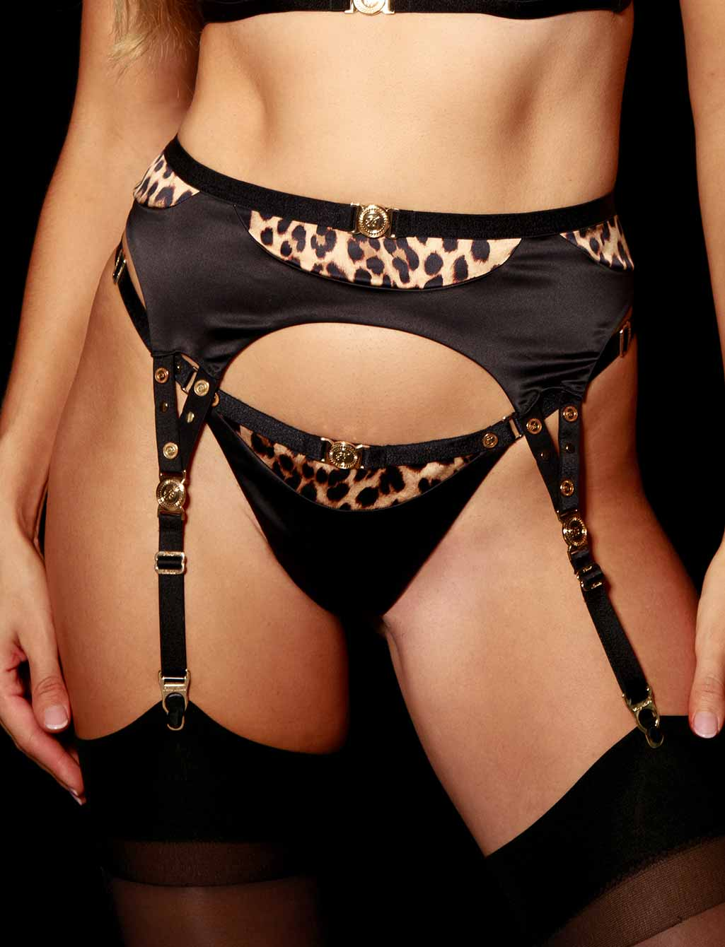 Donatella Suspender