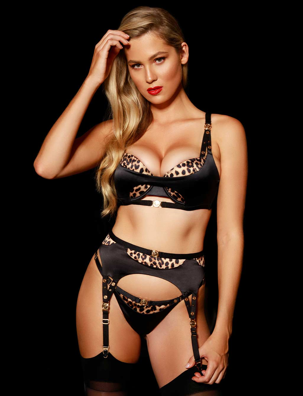 Donatella Lingerie Set | Shop  Lingerie Honey Birdette
