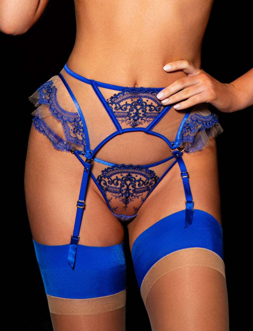 Gabrielle Blue Brief