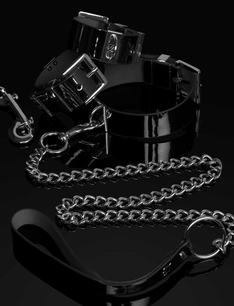 Gunmetal Bondage Kit
