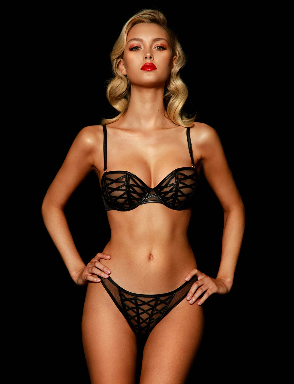 Jesse Lingerie Set | Shop  Lingerie Honey Birdette