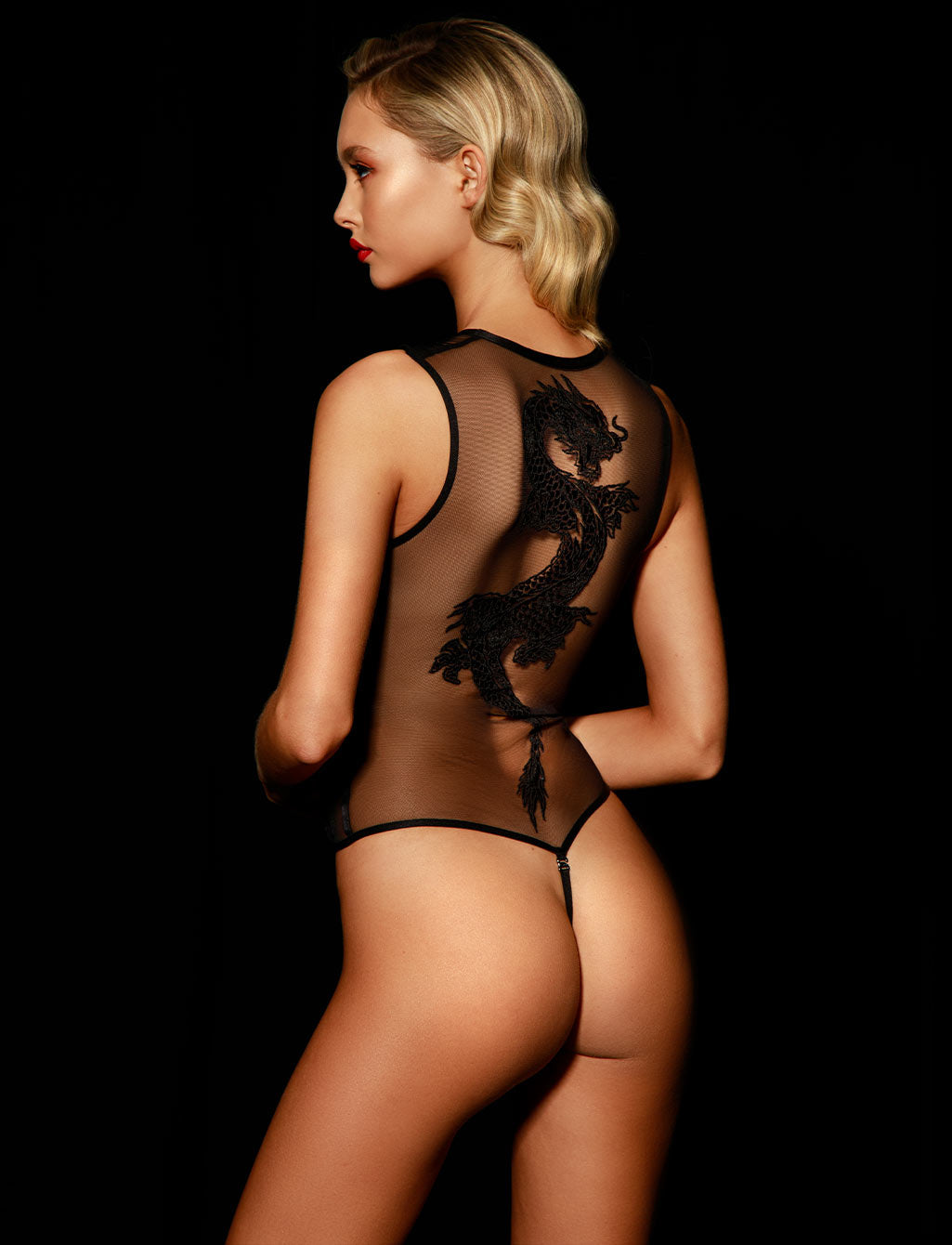 Lisbeth Bodysuit
