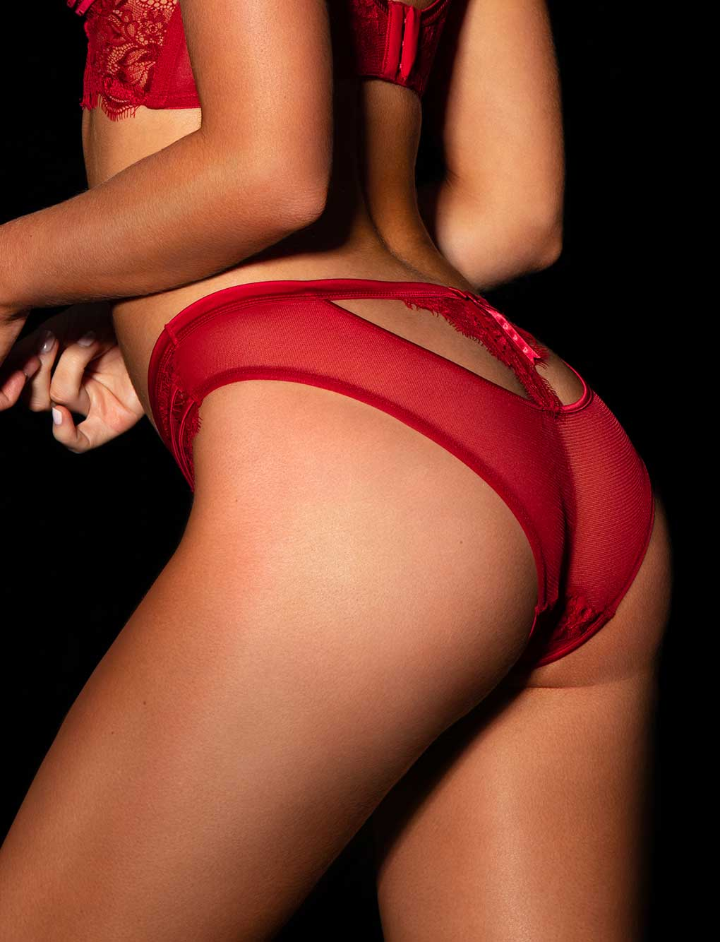 Madame Red Brief