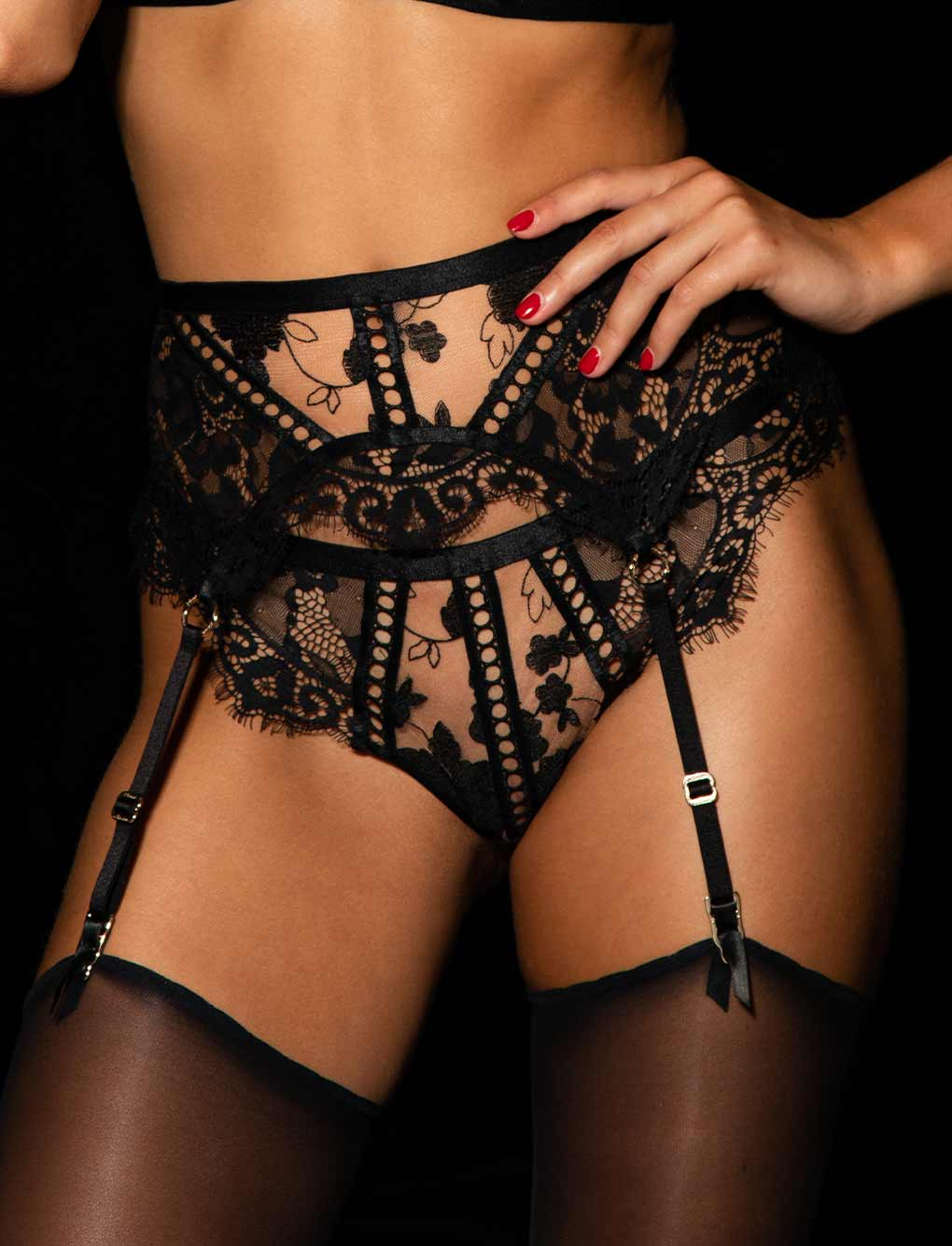 Molly Black Brief