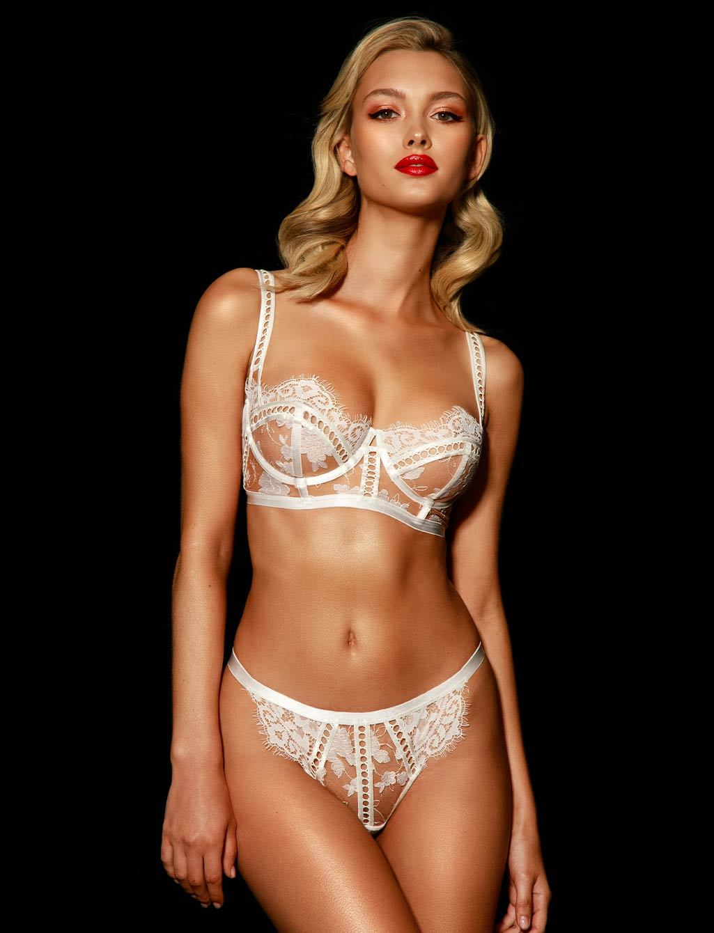 Molly Lingerie Set | Shop  Lingerie Honey Birdette