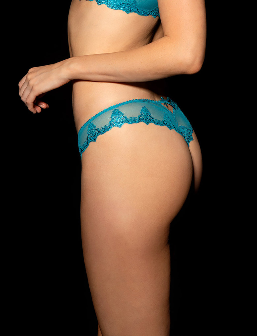 Natalie Teal Brief