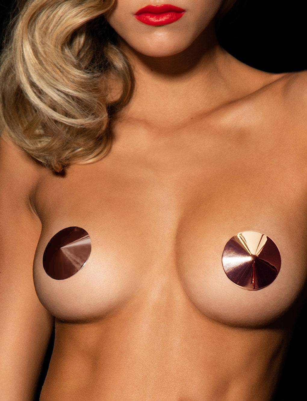 Rose Gold Pasties