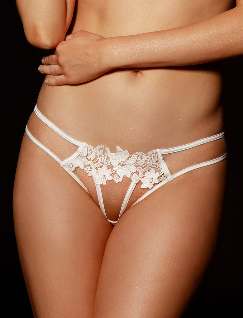 Amelie Ivory Brief