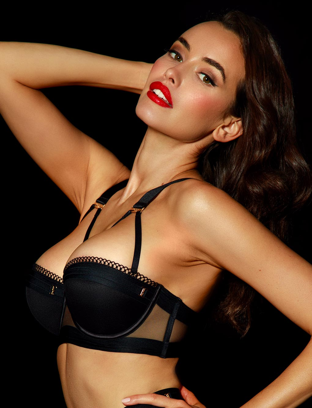 Vienna Push Up Bra