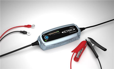CTEK 12V Lithium US Smart Charger 4.3A