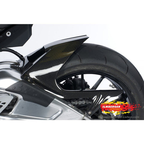 REAR HUGGER W/ UPPER CHAINGUARD- BMW S 1000 R (2014-NOW)