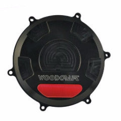 Ducati 1199/1299 Panigale RHS Clutch Cover Black Anodized