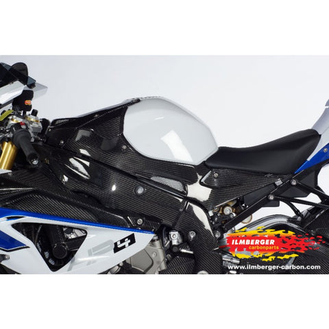 HP4 S1000RR Carbon Tank Side Panel - Left