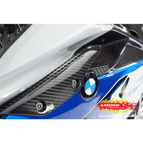 BMW S1000RR (2012-2014) / HP4 2012-2014 Left Carbon Winglets (Street)
