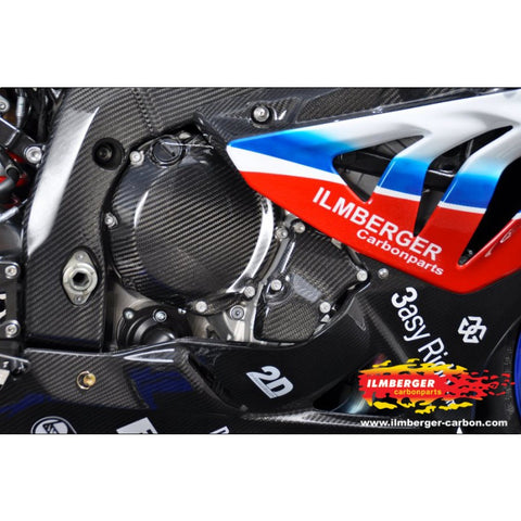 S1000 R (2014-now) / S1000 RR Street (2010-now) / HP4 (2012-now) Ignition Rotor Cover Carbon