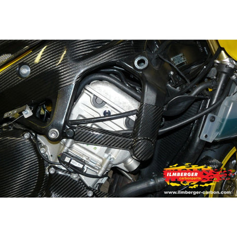 BMW S 1000 RR Stocksport/Racing- Carbon Crashpade On The Frame- Right