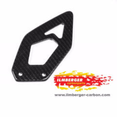 Carbon Heel Guard- Left Side - BMW S 1000 RR (from 2015)
