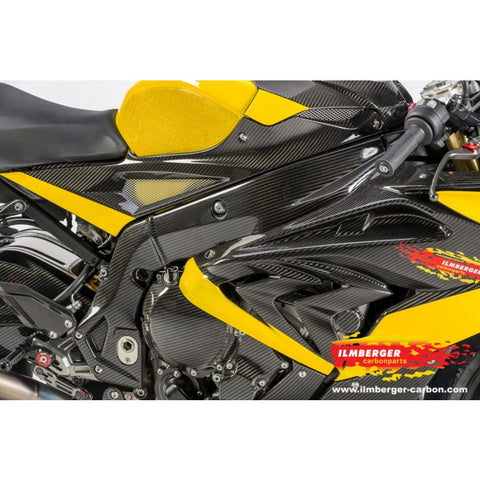BMW S 1000 R Stocksport/Racing Carbon Frame Cover- Right Side