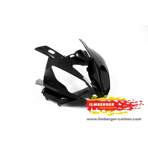 2015 S1000RR Carbon Front Fairing Street (One Piece)