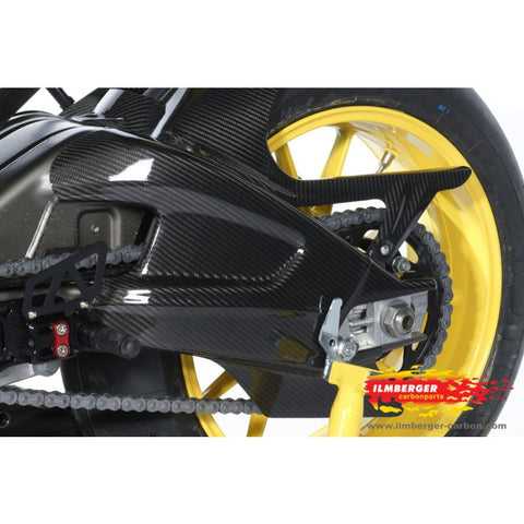 Swing Arm Covers (Set - Left & Right) Carbon - BMW S 1000 RR