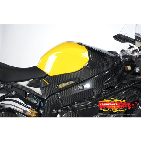HP4 S1000RR Carbon Tank Side Panel - Right