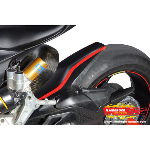 Rear Hugger Large Version Carbon - Ducati 1199 / 1299 Panigale