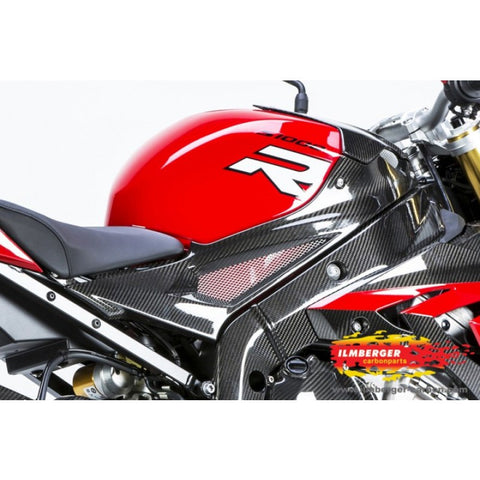 2015 S1000R / S1000RR Carbon Tank Side Panel- Right (Street)