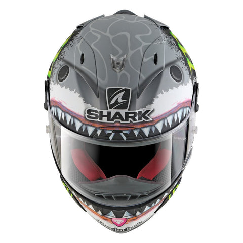 Race-R Pro White Shark Edition