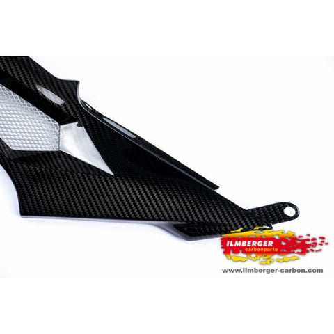 2015 S1000R / S1000RR Carbon Tank Side Panel- Left (Street)