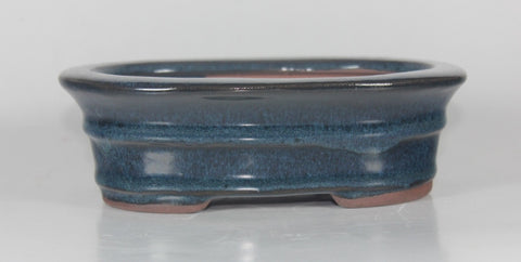 Glazed Bonsai Pot 6.25 inch     (G6-160)