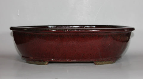 Glazed Bonsai Pot 16 inch     (G16-01)