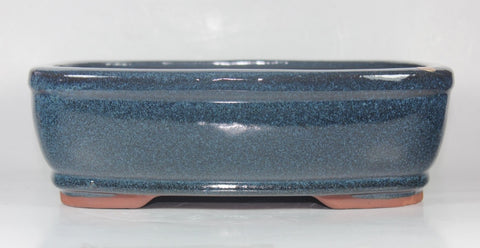 Glazed Bonsai Pot 10.25 inch     (G10-051)