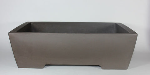 "Unglazed Bonsai Pot 15.5""     (UGN-16B)"