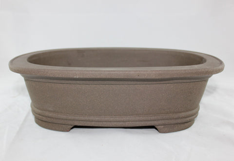 "Unglazed Bonsai Pot 14""     (UG14-095)"