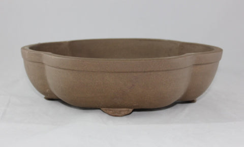 Unglazed Bonsai Pots (UGY12-05)