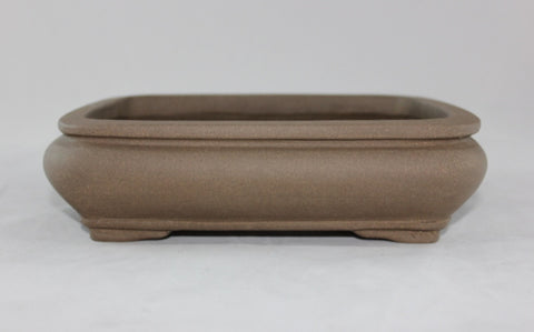 Unglazed Bonsai Pots (UGR8-03B)