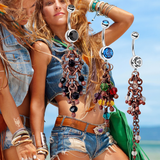Bohemian Belly Ring