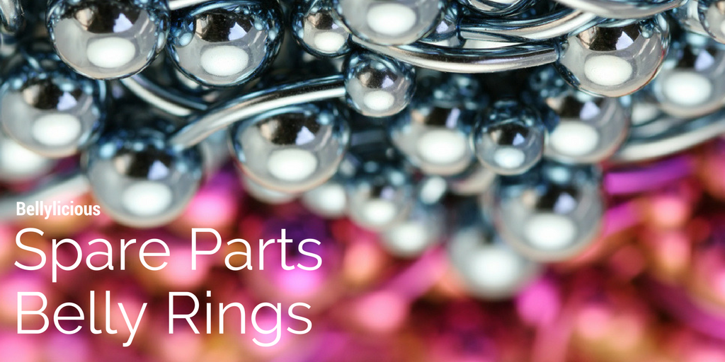 Belly Piercing Spare Parts
