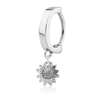925 Silver Midsummer Sunflower Belly Huggy