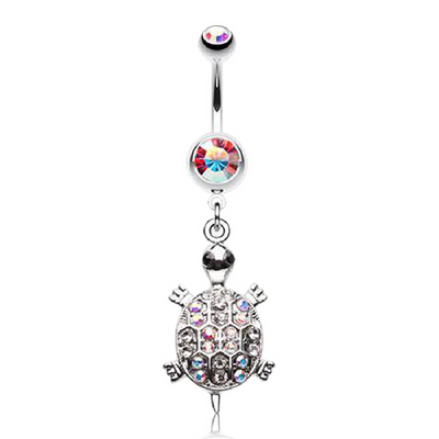 Paradise Aurora Trinket Turtle Belly Bar